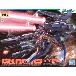 HG 1/144 GN Arms + Gundam...