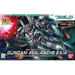 HG 1/144 Gundam Avalanche Exia