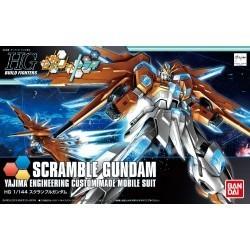 HGBF 1/144 Scramble Gundam