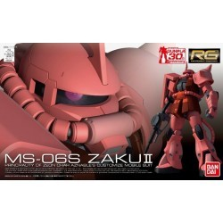 RG 1/144 MS-06S Zaku II