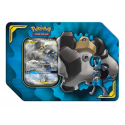 Pokemon TCG: S&M Tag Team Power Tin Lucario & Melmetal
