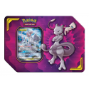 Pokemon TCG: S&M Tag Team Power Tin Mewtwo & Mew