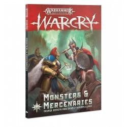 Warcry Monster & Mercenaries