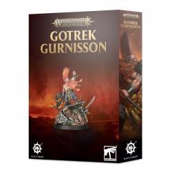 Fyreslayers Gotrek Gurnisson
