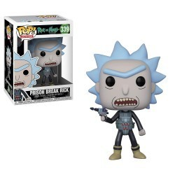 POP! Rick & Morty - Prison...