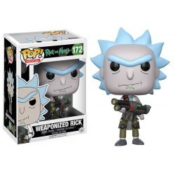 POP! Rick & Morty -...