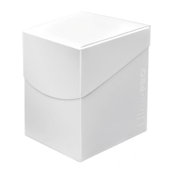 Ultra-Pro Deck-Box Eclipse Pro 100+ Arktyczny Biały