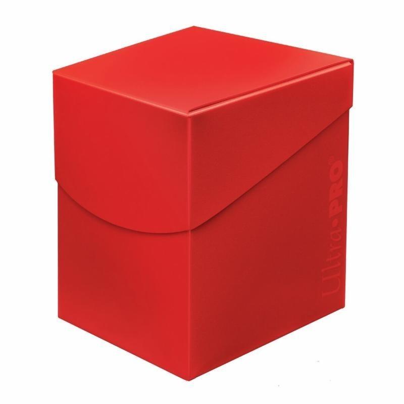Ultra-Pro Deck-Box Eclipse Pro 100+ Czerwony