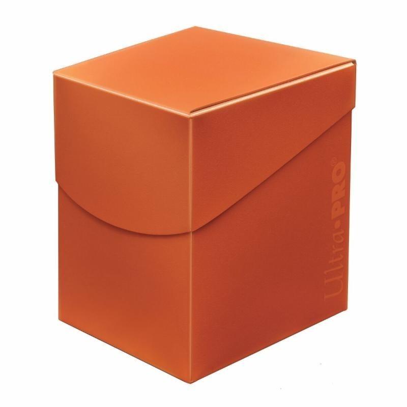 Ultra-Pro Deck-Box Eclipse Pro 100+ Pomarańczowy Dyniowy