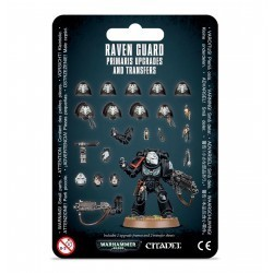 Space Marine Raven Guard...