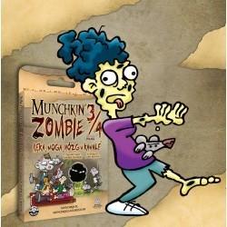 Munchkin Zombie 3/4