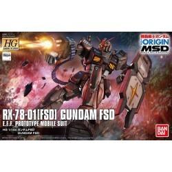 HG 1/144 RX-78-01(FSD)...