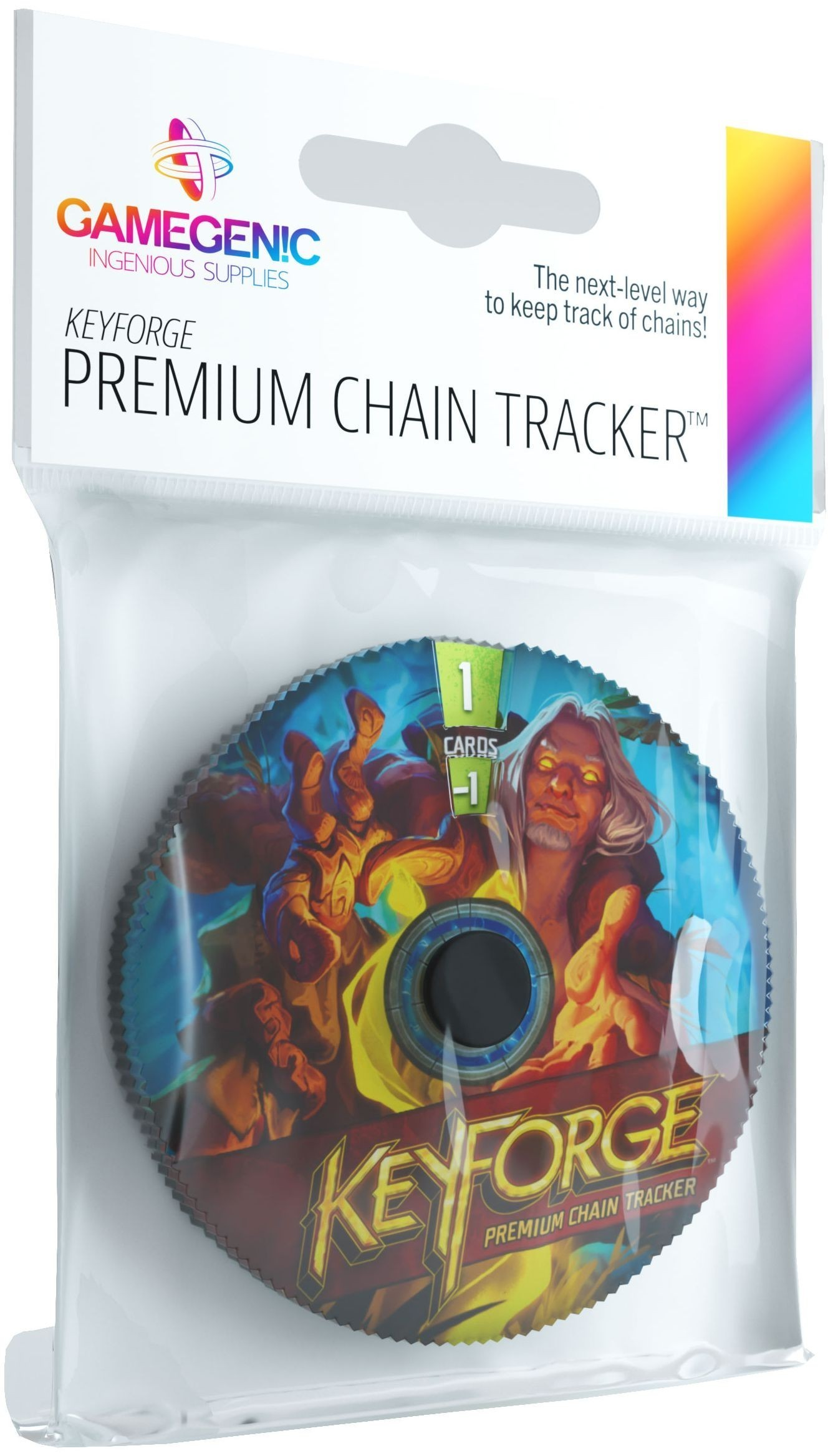 Gamegenic KeyForge Chain Tracker - Untamed