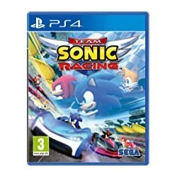 Team Sonic Racing PS4 używana