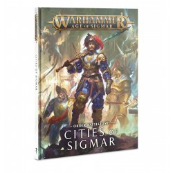 Battletome Cities of Sigmar...