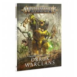 Battletome Orruk Warclans (HB)