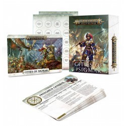 Warscroll Cards Cities of...