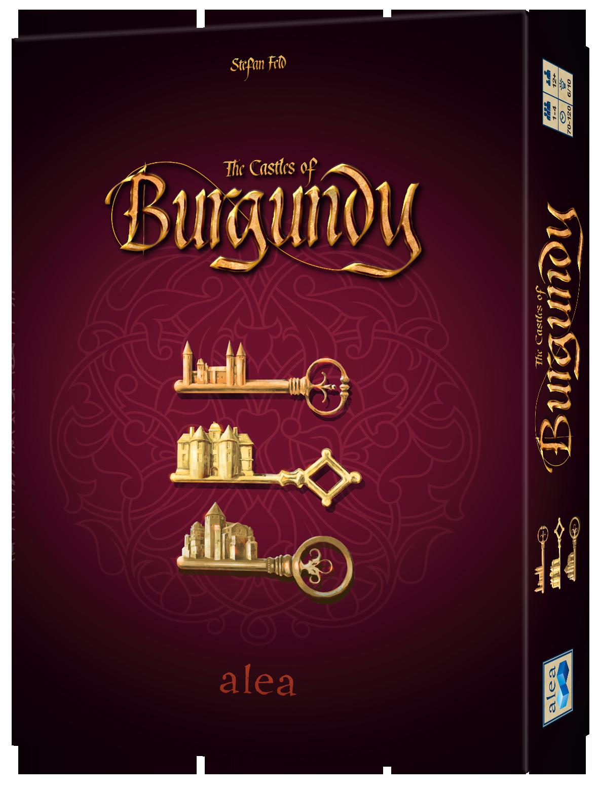Zamki Burgundii: Big Box (przedsprzedaż)