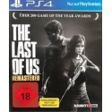 The Last of Us Remastered PS4 ANG