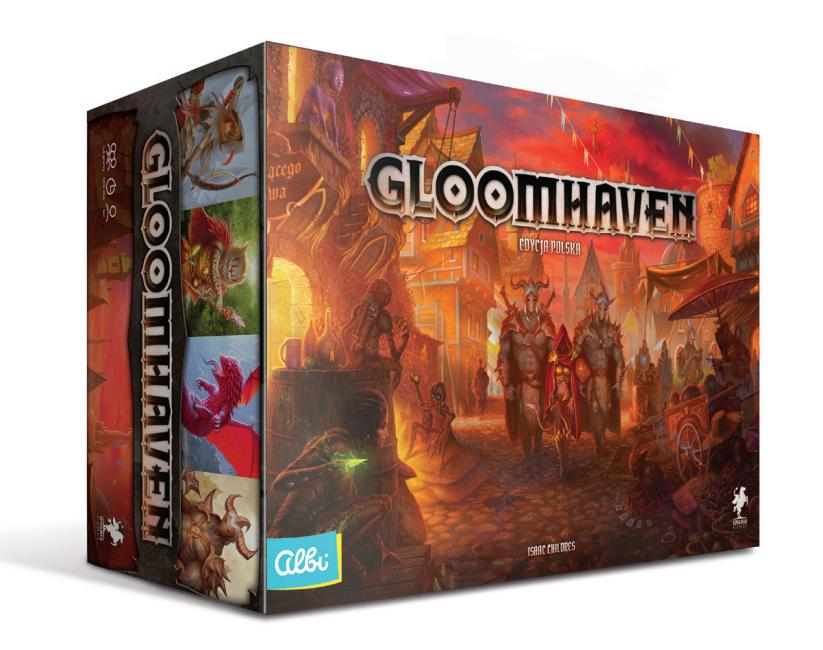 Gloomhaven - polska edycja