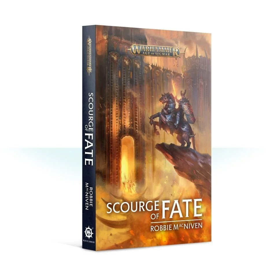 Scourge of Fate (PB)