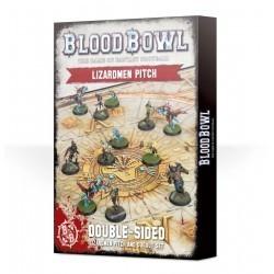 Blood Bowl: Lizardmen Pitch...