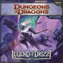 D&D: The Legend of Drizzt...