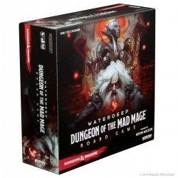 D&D: Dungeon of the Mad...