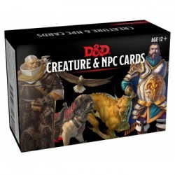 D&D Monster Cards - NPCs &...
