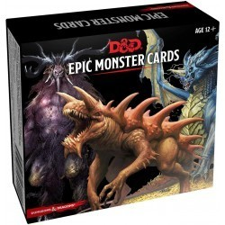D&D Monster Cards - Epic...