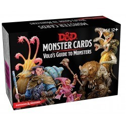 D&D Monster Cards - Volo`s...