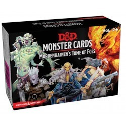 D&D Monster Cards -...