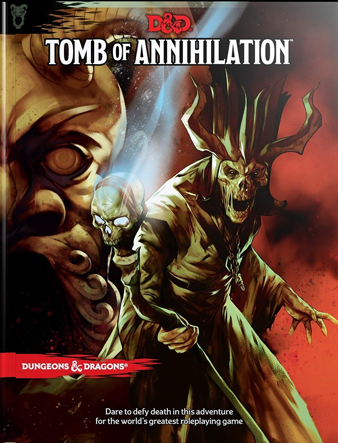 Dungeons & Dragons RPG - Tomb of Annihilation