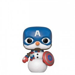 POP! Marvel Holiday - Cap...