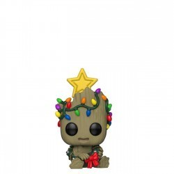 POP! Marvel Holiday - Groot...