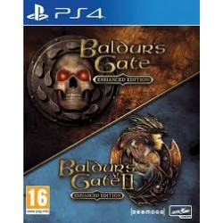 Baldur's Gate 1+2 Enhanced PS4