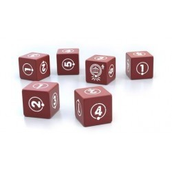 Things from the Flood Dice Set