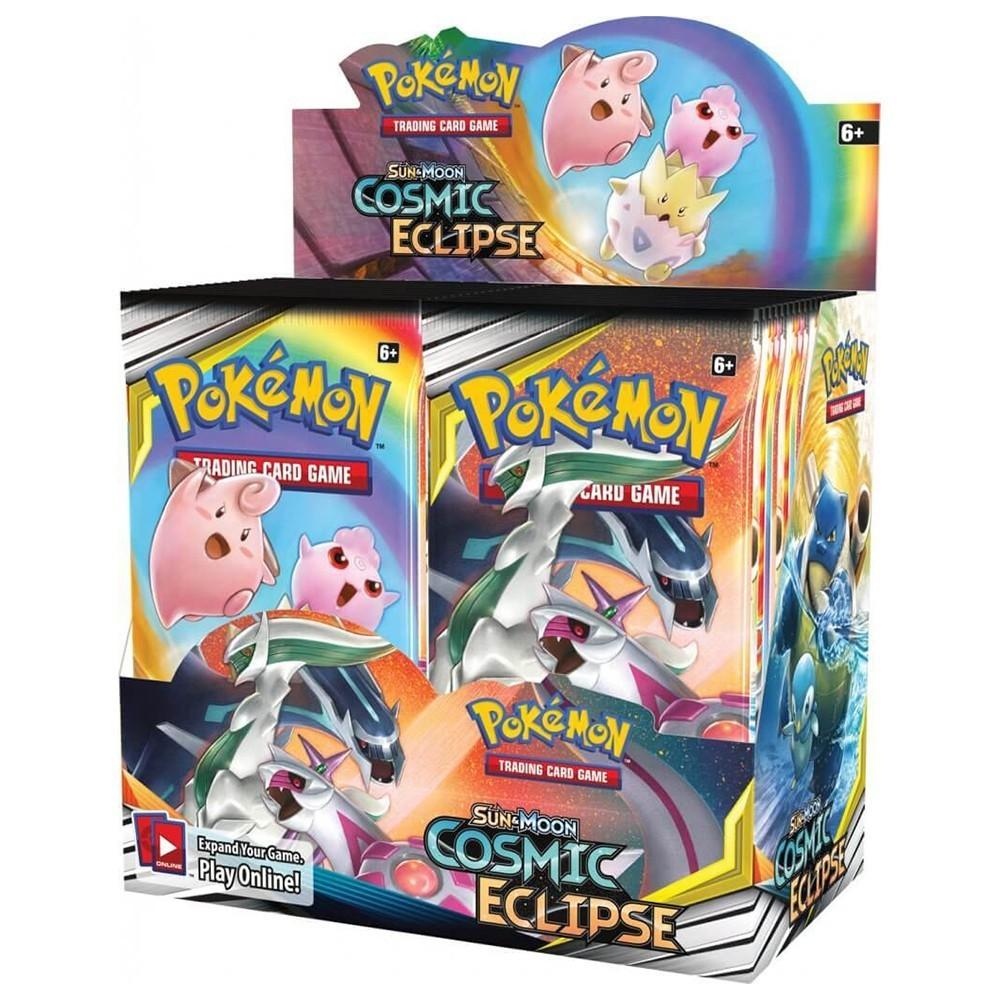Pokemon TCG: S&M 12 Cosmic Eclipse Booster Box (36)