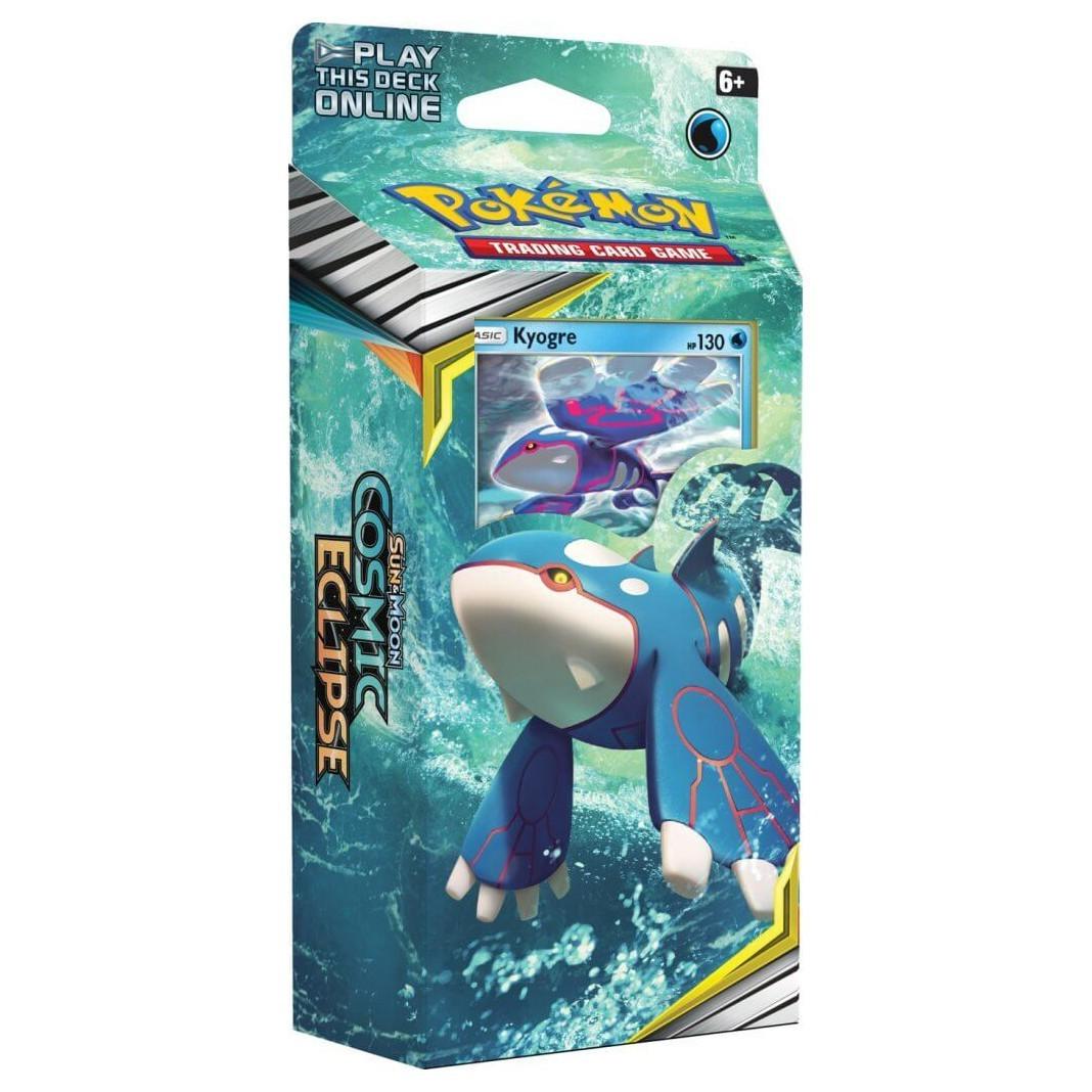 Pokemon TCG: S&M 12 Cosmic Eclipse Theme Deck (Kyogre)