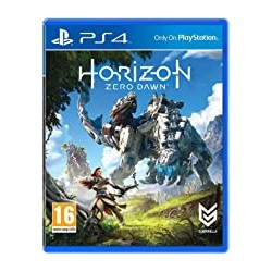 Horizon Zero Dawn ANG PS4