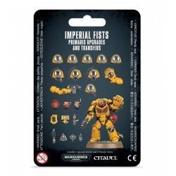 Imperial Fists Primaris...