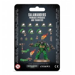 Salamanders Primaris...