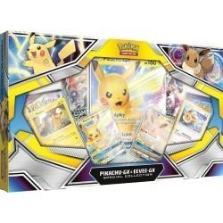 Pokemon TCG: Pikachu-GX &...