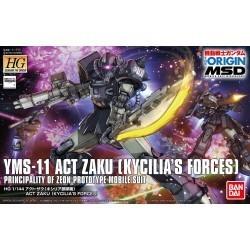 HG 1/144 ACT Zaku (Kycila's...