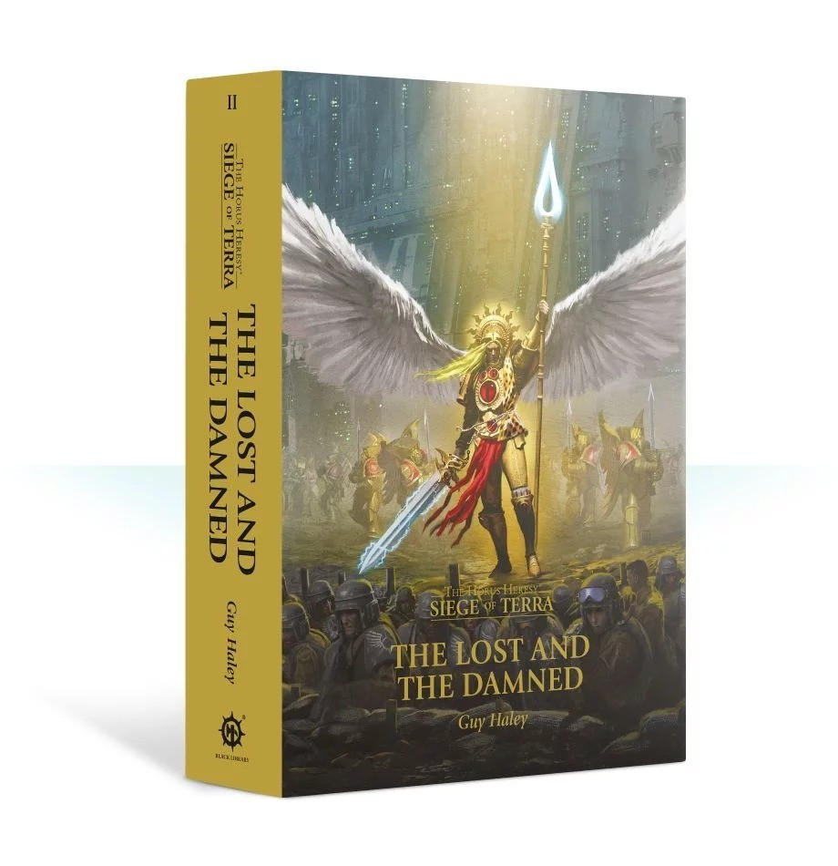 Horus Heresy The Lost and the Damned (HB)