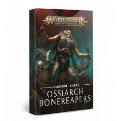 Warscroll Cards: Ossiarch...