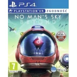 NO Man's Sky Beyond PL PS4