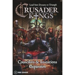 Crusader Kings - Councilors...
