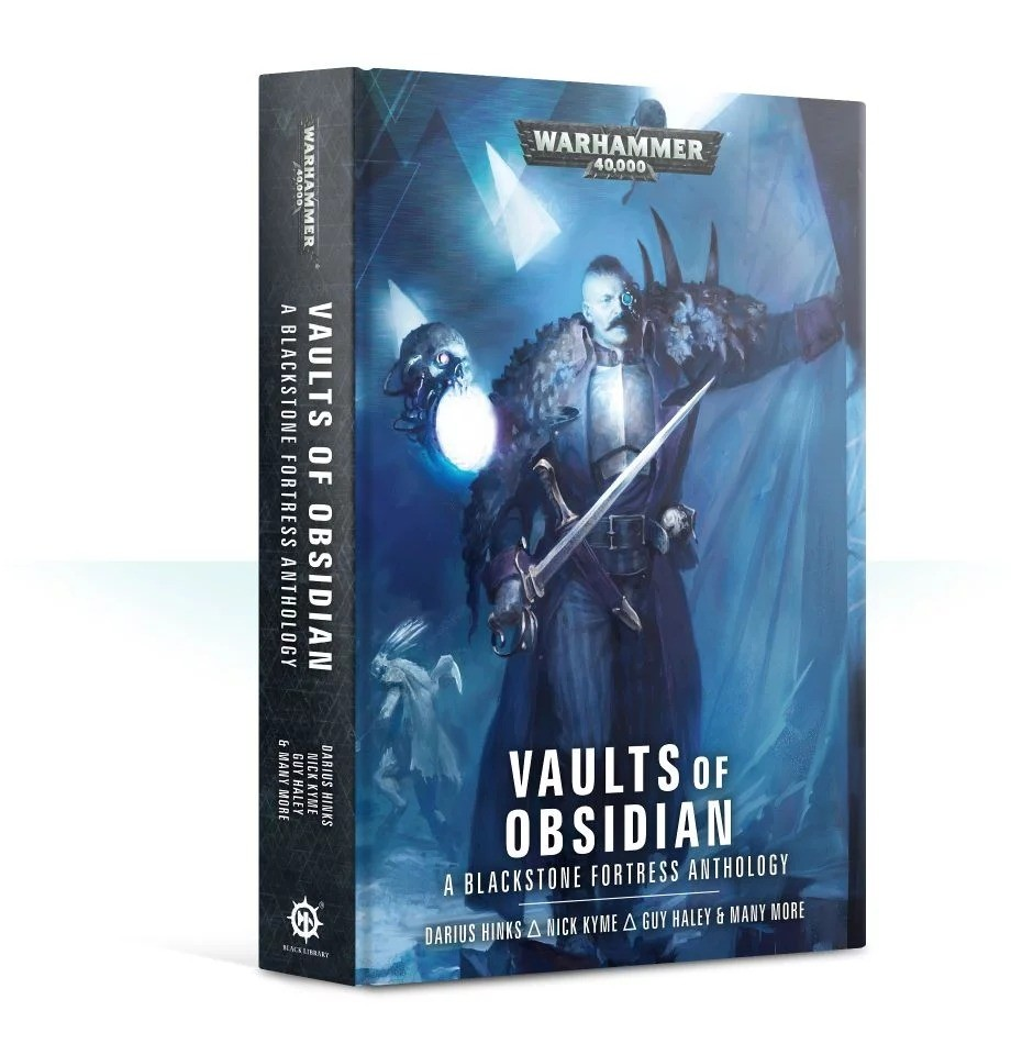 Vaults Of Obsidian (HB)