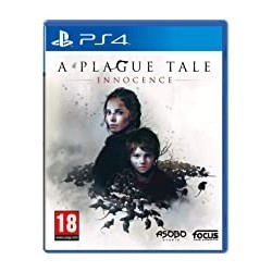 A Plague Tale Inocene PS4...